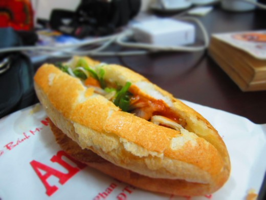 best food asia - banh mi