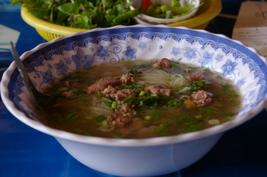 best food in asia - noodle soup